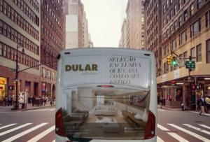 propaganda ônibus backbus